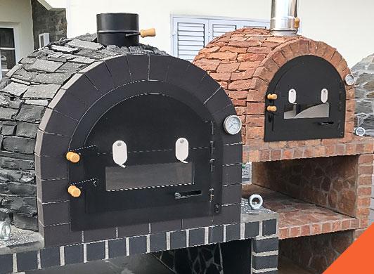 Garden / commercial ovens