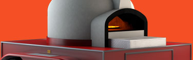 Pizza ovens - be in touch
