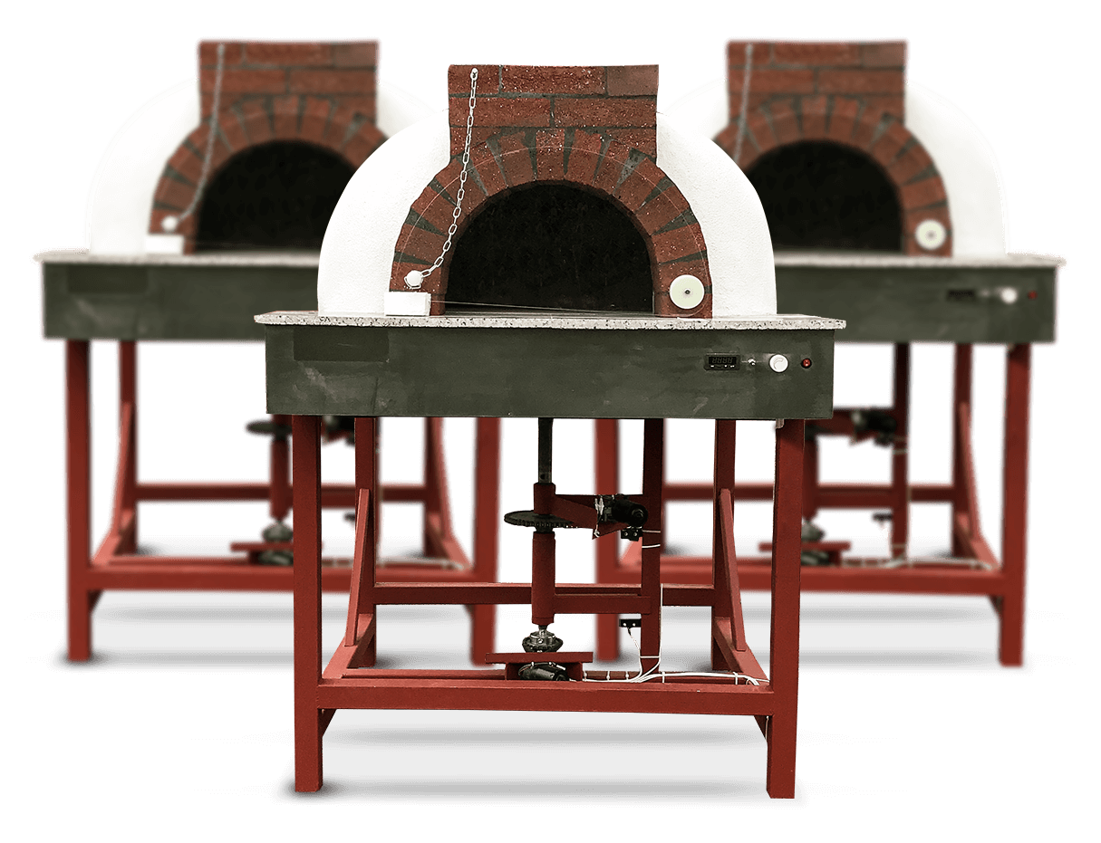 Rotating ovens