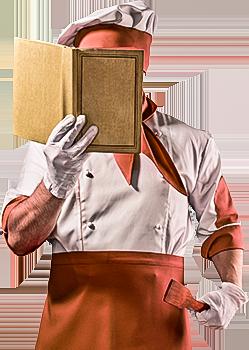 chief-with-menu
