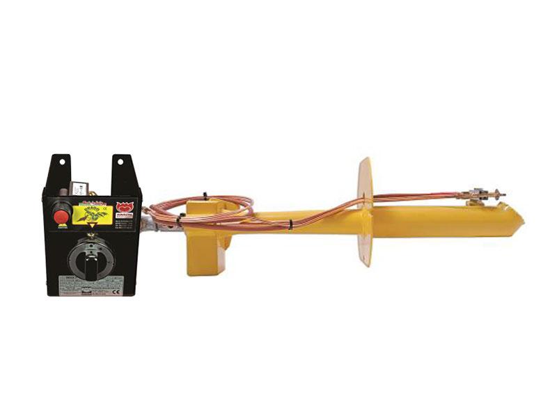 Drago P1 side-entry burner