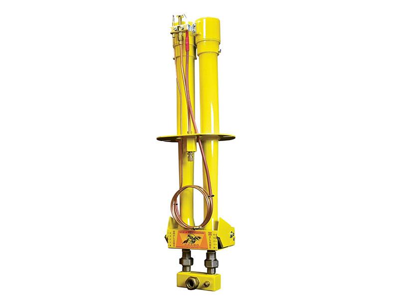 Drago P2 vertical burner