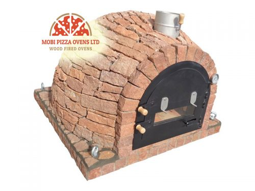 Wood fired ovens for garden or commercial use