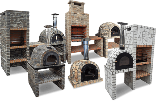 Traditional Pizza Ovens