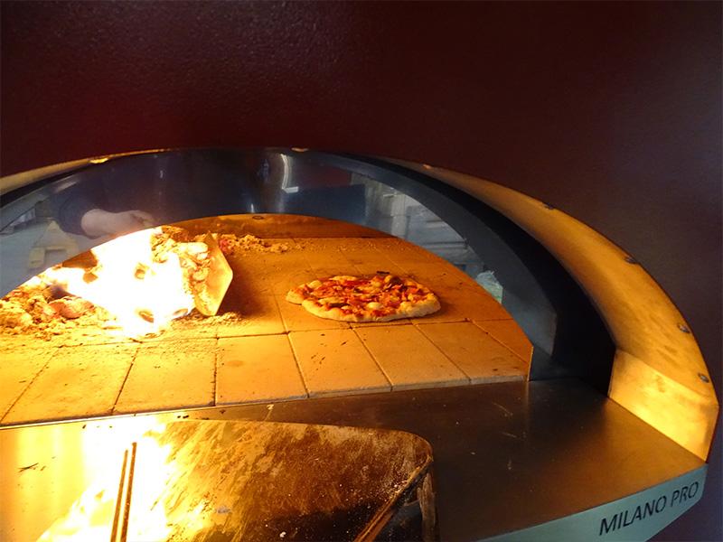 Milono PRO stainless steel ovens