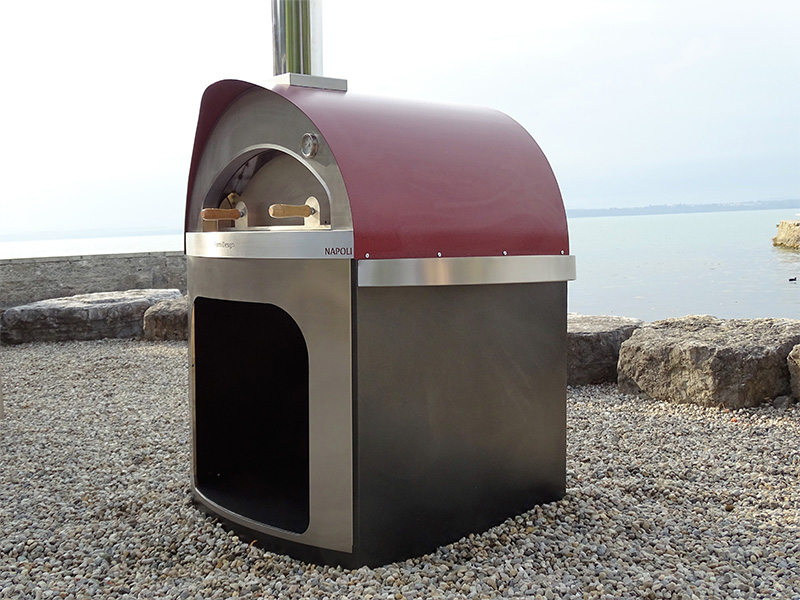 Napoli stainless steel ovens