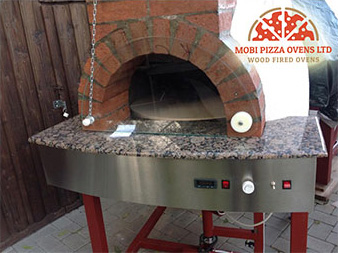 Rotate oven image