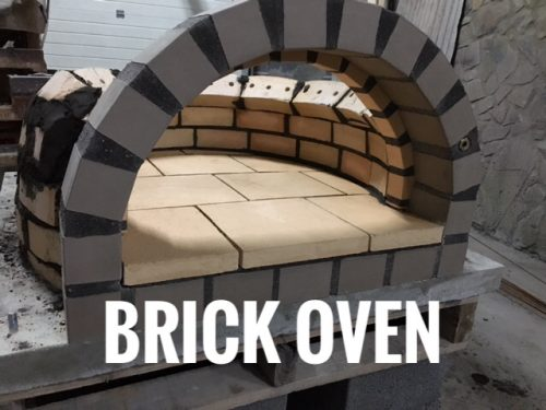 Traditional oven – Yellow Stone Model