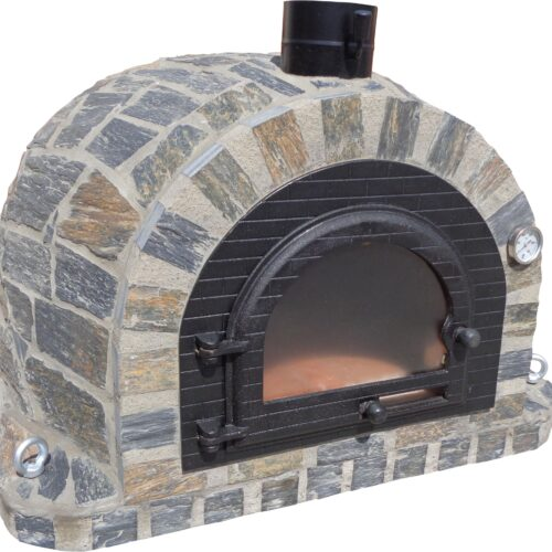 Traditional oven – Natural Grey Stone Model