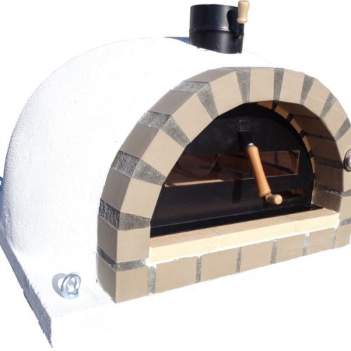 Traditional  oven – White Model