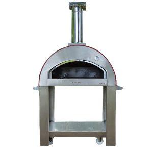 Stainless steel oven Venezia