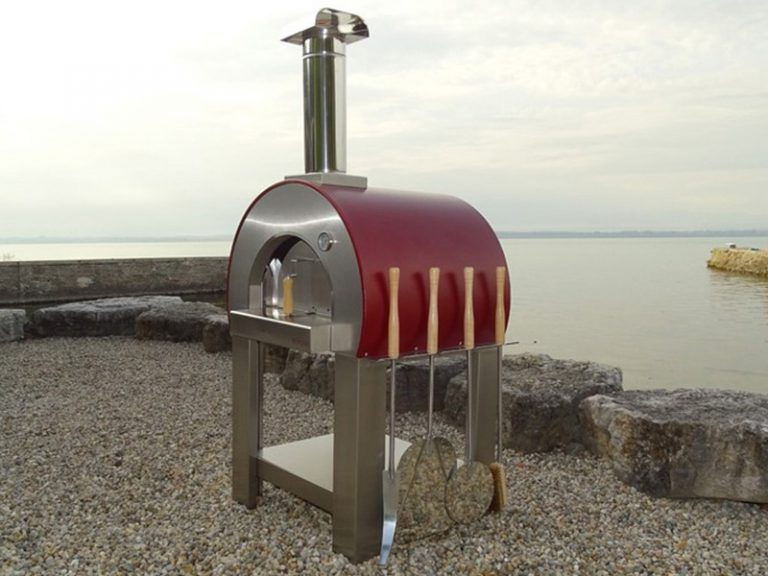Stainless steel oven Verona