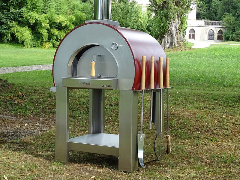 Pizza oven 4 piece tools kit PRO