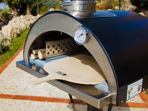 Steel ovens Nonno Lillo