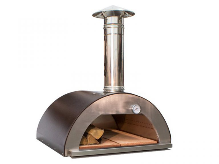 Stainless steel oven Nonno Peppe