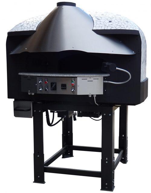 Series MIXER - Dual (Gas&Wood) & Rotating Floor