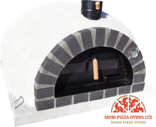 Traditional  oven – White Model Budget