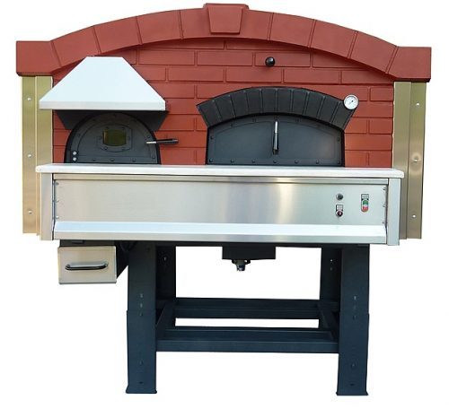 Series DR - Wood Fired & Rotating Floor