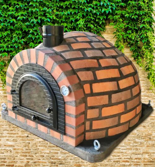 Traditional oven – Brick externally, CLAY internally 100cm x 100cm