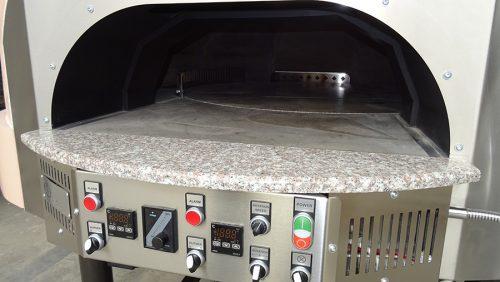 Series MIXER/RKS - Dual (Gas&Wood) & Rotating Floor