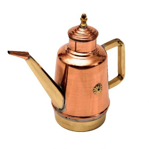 Gi Metal  - Artisan copper oliera / oil can