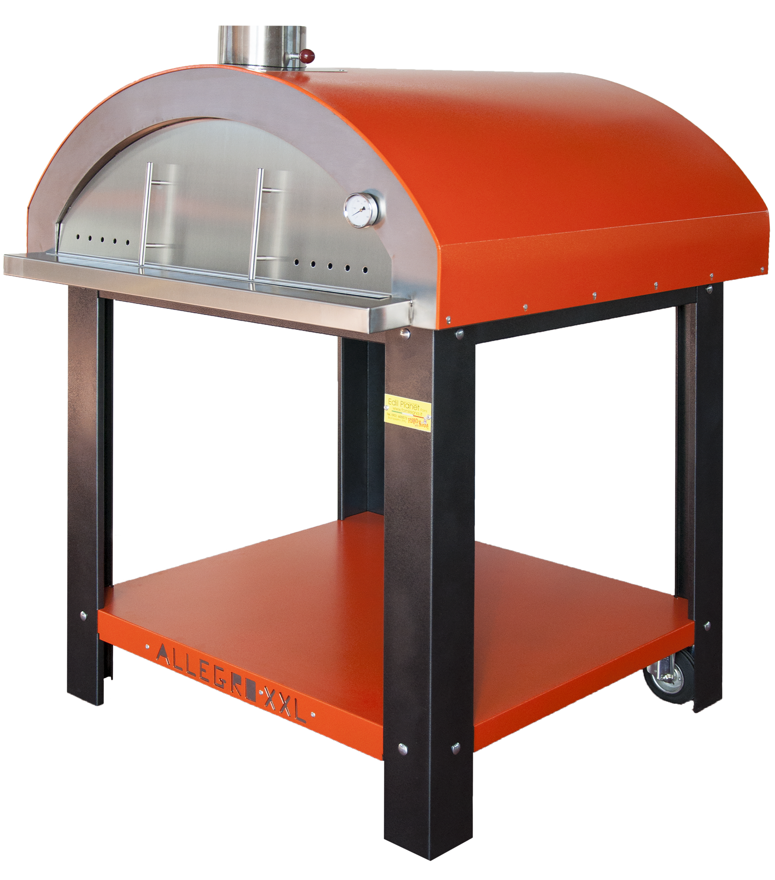 Pizzaiolo Xxl Pro Wood Or Gas