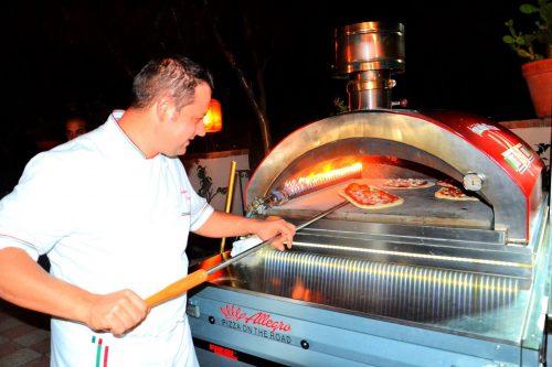 Pizzaiolo XXL Pro - Wood or GAS
