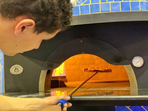 Artisan Commercial Oven ROTATING FLOOR