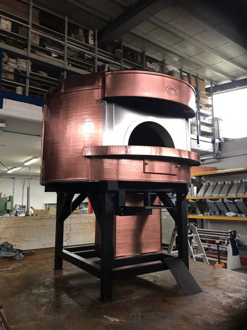 Artisan Commercial Oven ROTATING FLOOR