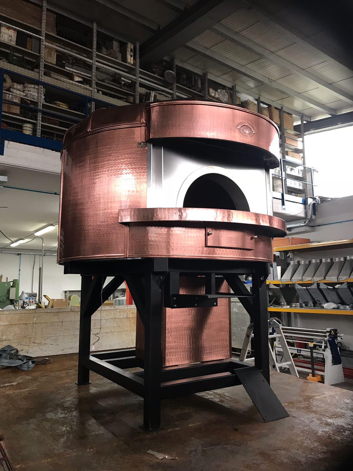 Artisan Commercial Oven Rotating Floor Mobi Pizza Ovens