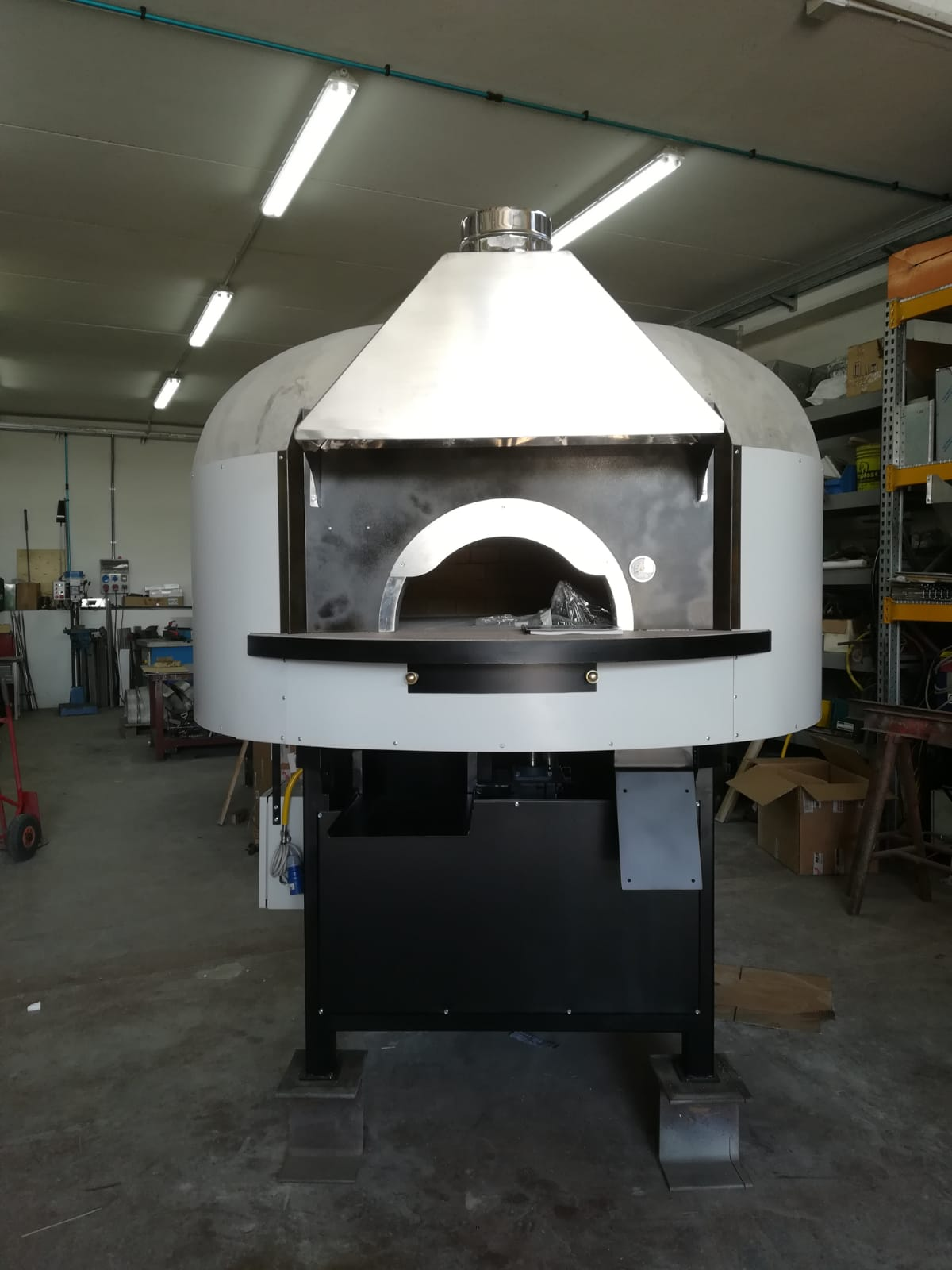Artisan Commercial Wood Fired Oven Bare Oven Only Mobi
