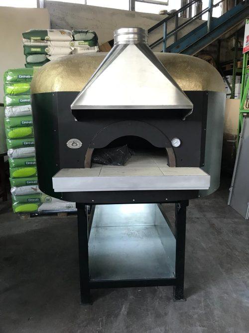 CRICCHETTO 120, WOOD FIRED PIZZA OVEN, ARTISAN ESPOSITO FORNI