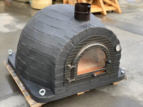 RUSTIC BRICKS BLACK LABEL design Traditional oven Ver1