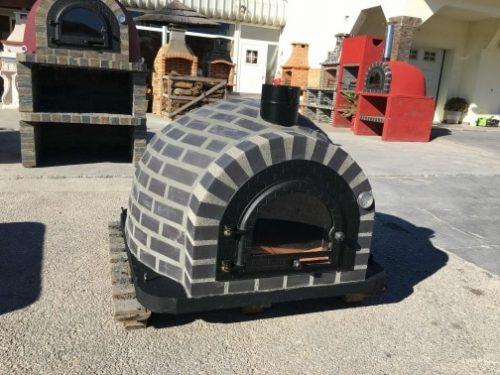 *GRAND PRICE REDUCTION Traditional oven - 120cm x 120cm GREY BRICK FINISH