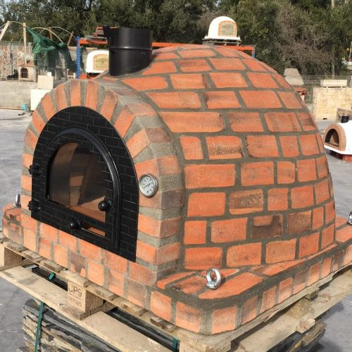 RUSTIC BRICKS design Traditional oven
