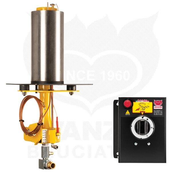 Avanzini Drago P1 Plus Gas Burner