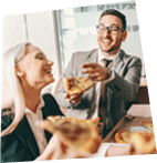 Corporate Events - Unlimited Pizza Business Location