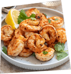 Seafood - numerous applications